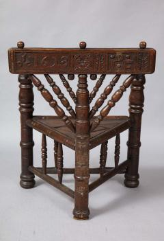 Charles I Three Legged Turners Chair - 1322152