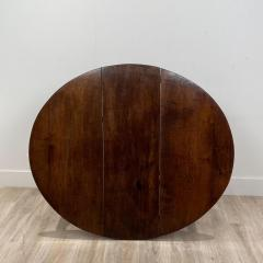 Charles II Oak Drop Leaf Table England 17th Century - 1409090