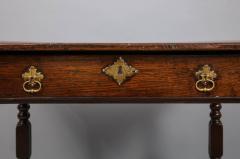 Charles II Period Oak Side Table - 685901