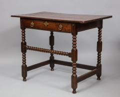Charles II Period Oak Side Table - 685902