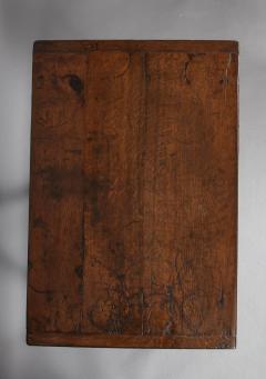 Charles II Period Oak Side Table - 685903