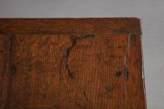 Charles II Period Oak Side Table - 685905
