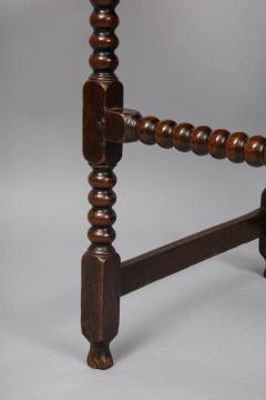 Charles II Period Oak Side Table - 685907