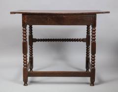 Charles II Period Oak Side Table - 685908