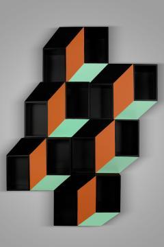 Charles Kalpakian Cin tisme I Wall Cabinet - 676122