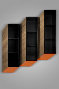 Charles Kalpakian Cin tisme II Wall Cabinet - 676128