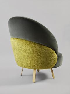 Charles Kalpakian Crescent Chair - 1166482