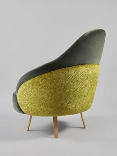 Charles Kalpakian Crescent Chair - 1166489