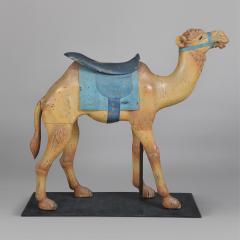 Charles Loof Camel Carousel Figure - 578167