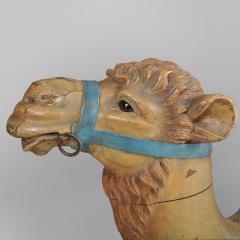 Charles Loof Camel Carousel Figure - 578168