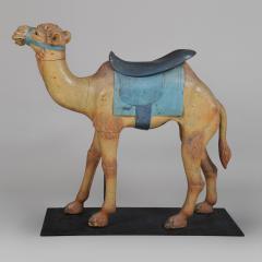 Charles Loof Camel Carousel Figure - 578172