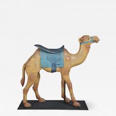 Charles Loof Camel Carousel Figure - 578462