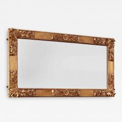 Charles N Robinson Carved Gilt Wood Pier or Over mantle Mirror - 1231033