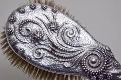 Charles Osborne Sterling Silver Fantasy Vanity Set - 1502712