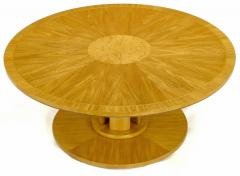 Charles Pfister Charles Pfister for Baker Primavera Mahogany Coffee Table - 72666