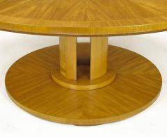 Charles Pfister Charles Pfister for Baker Primavera Mahogany Coffee Table - 72667