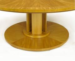 Charles Pfister Charles Pfister for Baker Primavera Mahogany Coffee Table - 72669