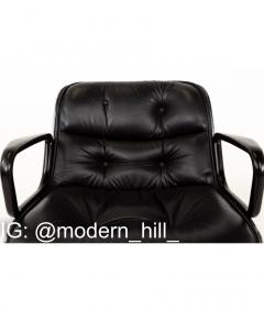 Charles Pollock Charles Pollock for Knoll Mid Century Wheeled Office Desk Chair - 1810337