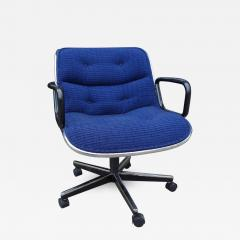 Charmant Charles Pollock Midcentury Charles Pollock Executive Chairs For Knoll    553991