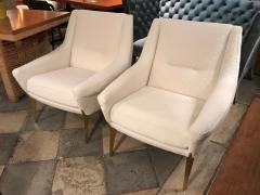 Charles Ramos Pair of armchairs - 1928324