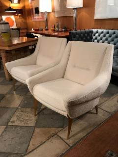 Charles Ramos Pair of armchairs - 1928327
