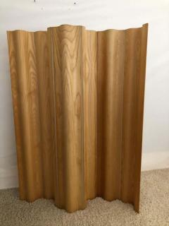 Charles Ray Eames Charles and Ray Eames Ash Birch Molded Plywood Folding Room Divider Screen - 1735829