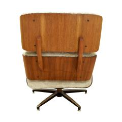 Charles Ray Eames Danish Eames Style Chair And Ottoman 1970s - 1462816
