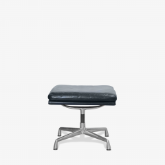 Charles Ray Eames Eames Soft Pad Lounge Chair in Leather by Charles Ray Eames for Herman Miller - 2098795