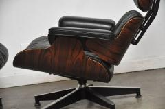 Charles Ray Eames Early Rosewood Charles Eames Lounge Chair For Herman  Miller   453849