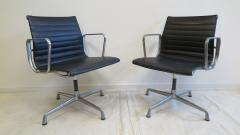 Charles Ray Eames Herman Miller Aluminum Group Management Chairs - 576538