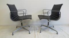 Charles Ray Eames Herman Miller Aluminum Group Management Chairs - 576539