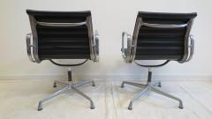 Charles Ray Eames Herman Miller Aluminum Group Management Chairs - 576540