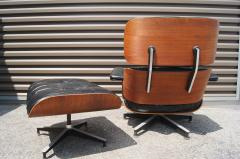Charles Ray Eames Lounge Chair Ottoman Model 670 671 by Charles Ray Eames for Herman Miller - 699266