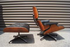 Charles Ray Eames Lounge Chair Ottoman Model 670 671 by Charles Ray Eames for Herman Miller - 699270