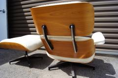 Charles Ray Eames Lounge Chair Ottoman Model 670 671 by Charles Ray Eames for Herman Miller - 1346273