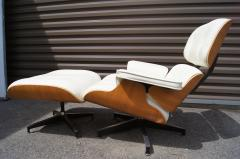 Charles Ray Eames Lounge Chair Ottoman Model 670 671 by Charles Ray Eames for Herman Miller - 1346276