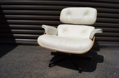 Charles Ray Eames Lounge Chair Ottoman Model 670 671 by Charles Ray Eames for Herman Miller - 1346281