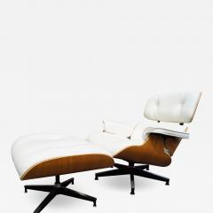 Charles Ray Eames Lounge Chair Ottoman Model 670 671 by Charles Ray Eames for Herman Miller - 1352917