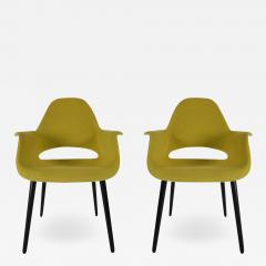 Charles Ray Eames Mid Century Modern Armchairs or Dining Chairs by Eames and Saarinen for Vitra - 1971019