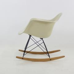 Charles Ray Eames RAR Molded Fiberglass Rocking Chair by Charles and Ray Eames for Herman Miller - 1148810