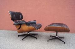 Charles Ray Eames Rosewood Lounge Chair and Ottoman by Charles and Ray Eames for Herman Miller - 1442138