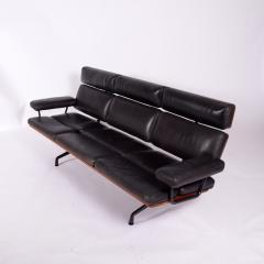 Charles Ray Eames Soft Pad Sofa Charles Rey Eames 1984 for Herman Miller - 2110705