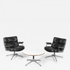 Charles Ray Eames Time Life Lobby Chairs with Coffee Table by Eames for Herman Miller USA 1960 - 1580432