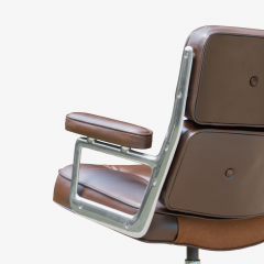 Charles Ray Eames Time Life Lobby Lounge Chairs by Charles Ray Eames for Herman Miller - 1621667
