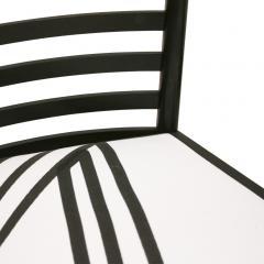 Charles Rennie Mackintosh Mid Century Modern Mackintosh 292 Hill House 1 Italian Pair of Ashwood Chairs - 1165757