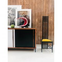 Charles Rennie Mackintosh Mid Century Modern Mackintosh 292 Hill House 1 Italian Pair of Ashwood Chairs - 1165770