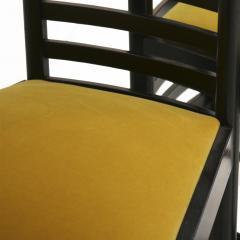 Charles Rennie Mackintosh Mid Century Modern Mackintosh 292 Hill House 1 Italian Pair of Ashwood Chairs - 1165773
