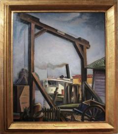 Charles Rosen Steamboat Landing - 285758