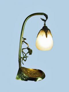 Charles Schneider French Art Nouveau desk table lamp Charles Schneider France C 1920 - 2140093
