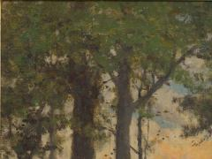 Charles T Phelan Heading Home 1894 Antique Landscape Painting by Charles T Phelan - 1127004